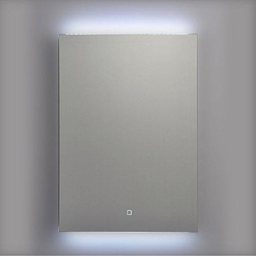 Wandspiegel mit LED Beleuchtung 50x70cm