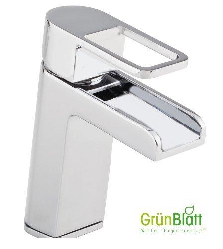Wasserfall-Bad-Armatur-Waschtischarmatur-Einhebelmischer-Wasserhahn-Badarmaturen-armaturen-Waschtischarmaturen-0