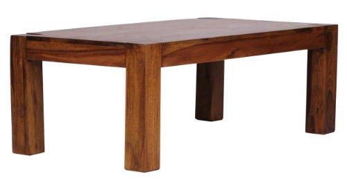 Wohnling WL1.211 Sheesham Couchtisch, 110 x 60 cm Massivholz