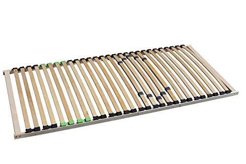 i-flair-5-Zonen-Lattenrost-140x200-cm-28-Leisten-mit-Hrteregelung-EINFHRUNGSPREIS-0