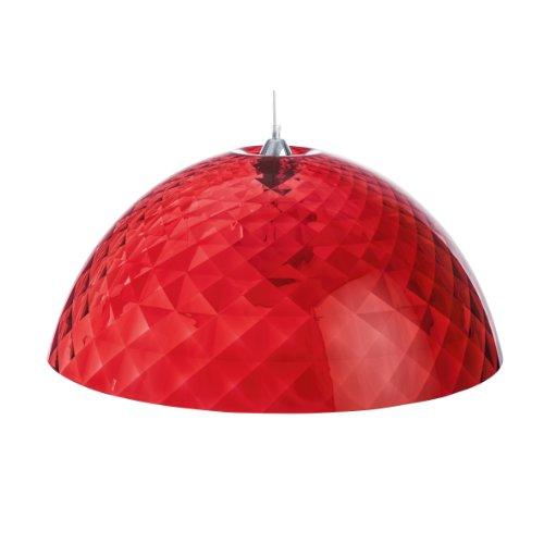 koziol-1942536-Pendelleuchte-Stella-XL-E27-transparent-rot-6690-x-6690-x-295-cm-0