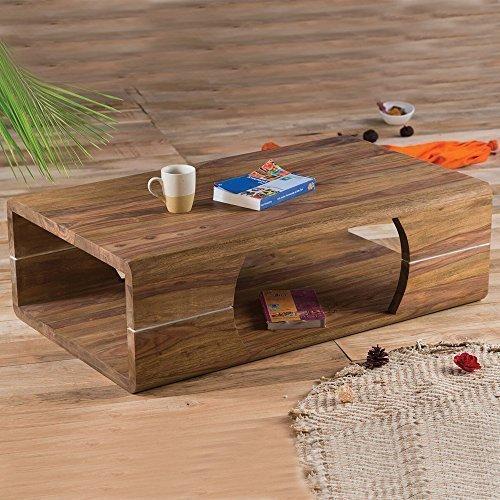 lounge zone stylischer couchtisch wohnzimmertisch wohnzimmer beistelltisch tisch vero legno. Black Bedroom Furniture Sets. Home Design Ideas