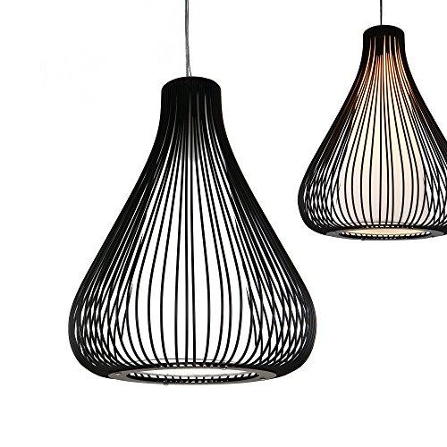 luxpro-Hngeleuchte-schwarz-Metall-Korb-1-x-E27-Sockel-Lnge-160cm-0