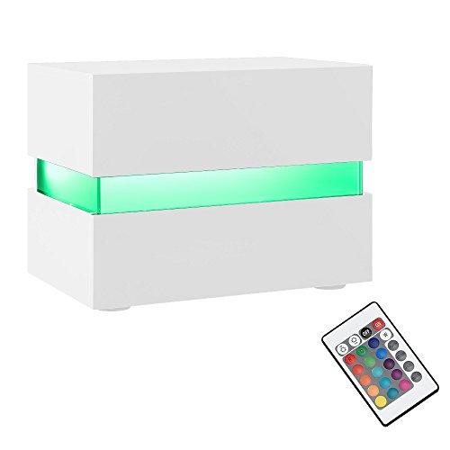 neuhaus-Nachttisch-mit-RGB-LED-Beleuchtung-in-wei-hochglanz-Beistelltisch-0