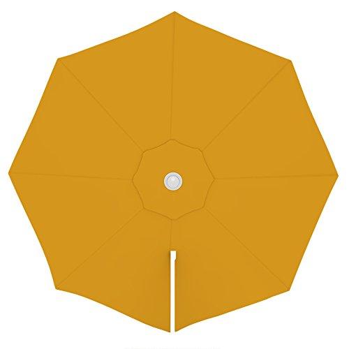 paramondo Sonnenschirm Bespannung ink. Air Vent für parapenda Ampelschirm