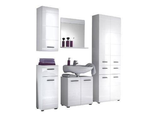 trendteam-SN90501-Badmbel-Set-Skin-5-teilig-weiss-Hochglanz-BxHxT-200x182x31-cm-0