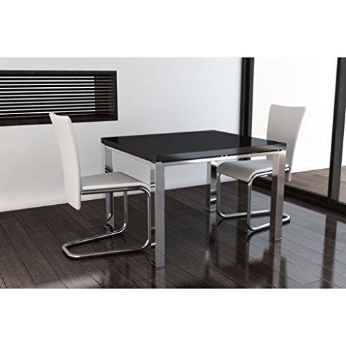 vidaXL 2 Esszimmerstühle Set