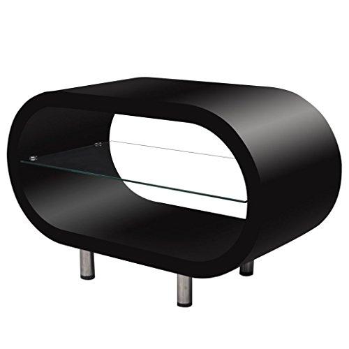 vidaXL Kaffeetisch Couchtisch Wohnzimmertisch Loungetisch TV-Rack Tisch Fernsehtisch