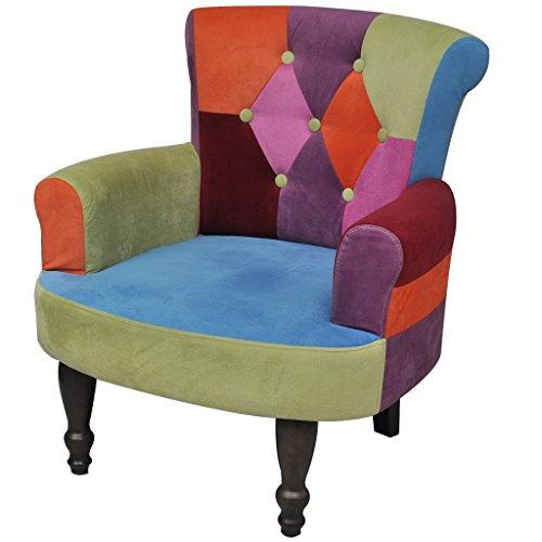 vidaXL-Stuhlsessel-Sessel-Stuhl-Retrostil-Patchwork-Armlehnenstuhl-0